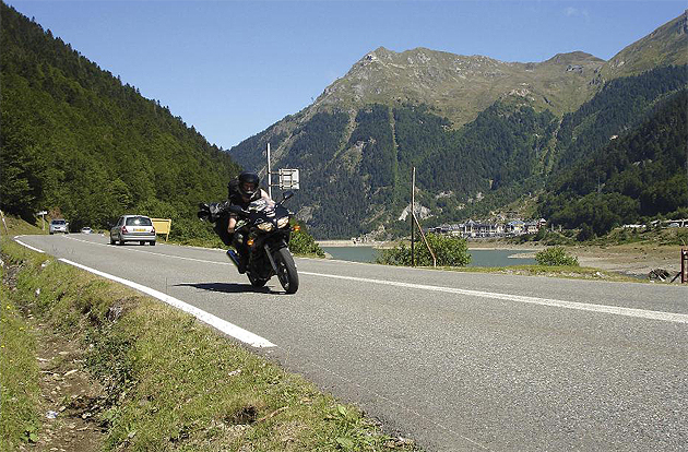 Bonjour! Is this Italy? - A Hapless Biker's Guide to Europe.