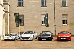 Salon Privé, the luxury Supercar Event * Concours d'Elegance is set for greatest line-up yet in 2012