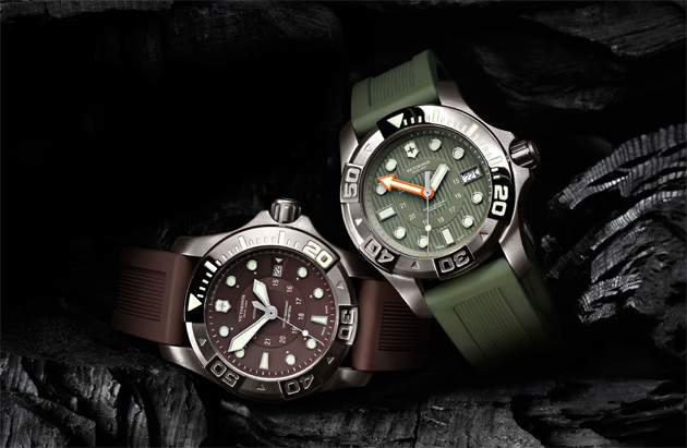 The Victorinox Dive Master 500 Watch - Authentic Swiss Army grade.