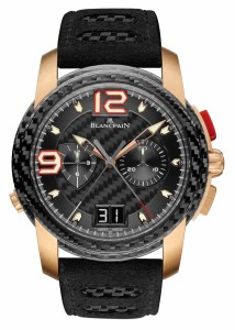 The Blancpain L-Evolution Split-Seconds Flyback Chronograph watch with Large Date