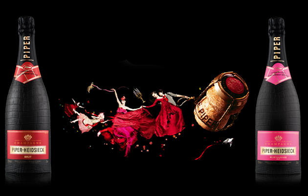 Piper-Heidsieck Launches Limited Edition Casing For Cannes Film Festival.