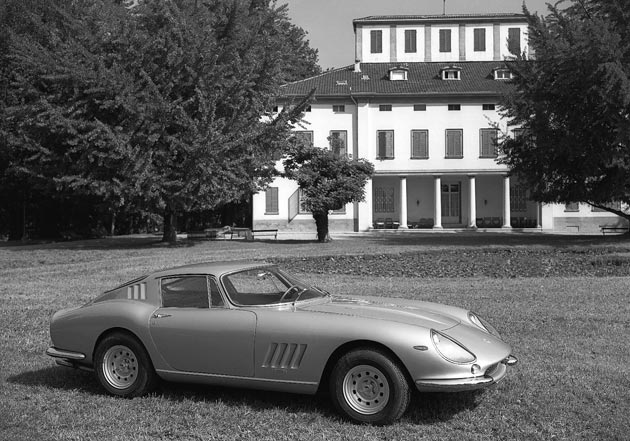 Ferrari Classiche take delivery of a Maranello Icon, Steve McQueens 275 GTB4.