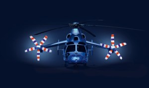 Eurocopter's X3 Helicopter - A revolutionary new spin on the helicopter lands in the United States.