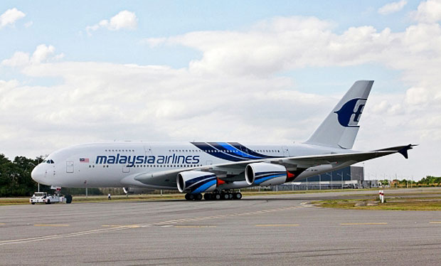 First Malaysia Airlines' Airbus A380 Revealed in Full Special Livery.