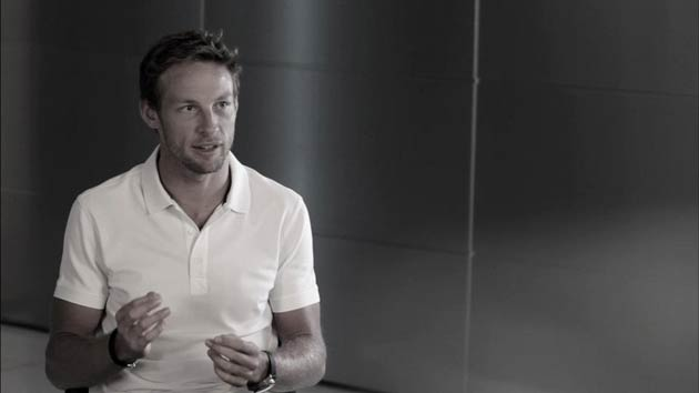 One man used to excitement behind the wheel is Jenson Button. McLaren questioned him at last weekend's European Grand Prix about what speed means to him