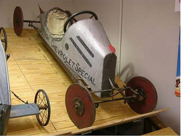Chevrolet will be sponsoring this years iconic Soapbox Challenge in Princes Risborough.