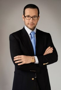 François-Henry Bennahmias takes the role of CEO ad Interim at Audemars Piguet.
