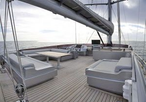 Sylver K Is A Stunning 103 Feet Sailing Yacht From The