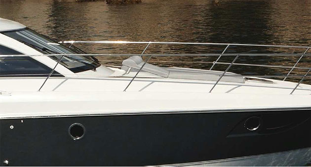 The new 2013 Beneteau Gran Turismo Sports Cruisers - Life Outdoors as it is indoors.