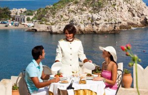 The Orient-Express Villa Sant'Andrea and Grand Hotel Timeo in Sicily welcome younger guests in 2012. 2
