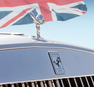 Rolls-Royce celebrate the success of the London2012 Olympic Games with a historical milestone for the company.