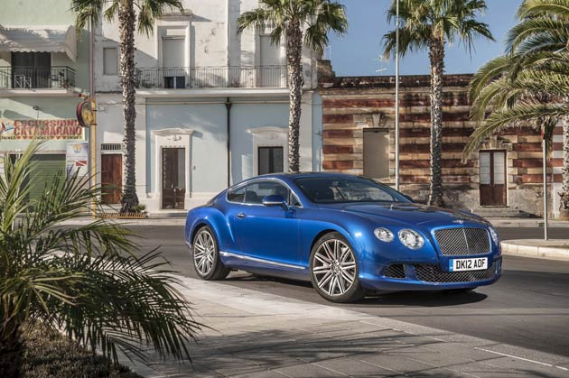 Bentley is releasing full technical details of its exciting new 205 mph (330 km/h) all-wheel drive performance flagship ahead of its official international show debut at the Moscow Motor Show on 29 August.