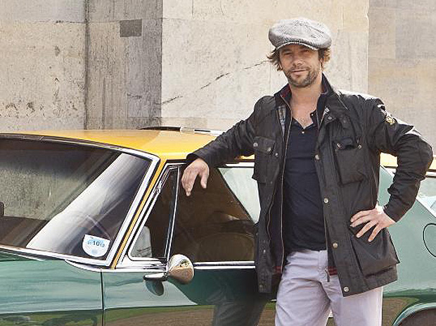 Jamiroquai front-man and exotic car collector Jay Kay will join international supermodel Harriadnie Beau together with UK 'queen of etiquette' Liz Brewer and FeMail fashion editor Deborah Arthurs on the judging panel for Boodles Ladies' Day at Salon Privé.