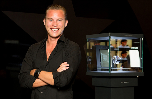 """Jorg Hysek, creator of SLYDE welcomed the partnership, saying: """"We are very excited about being the Official Watch Sponsor for EPT Season 9, and are pleased to be aligning ourselves with a company with a similar focus on forward thinking and innovation. We are looking forward to awarding the Main Event winners with their watches and congratulating them on their success at the tables""""."""