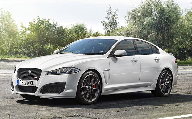 Jaguar announces its new optional speed pack for the XFR pushing the top speed to 174mph.