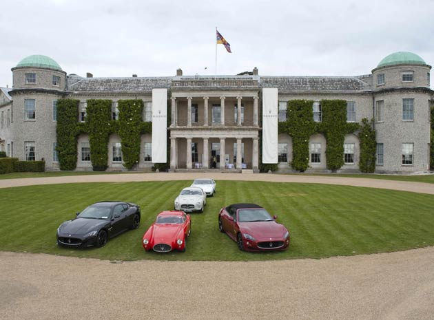 Maserati was once again present as sponsor of the 14th edition of the Goodwood Revival meeting, which welcomed over 130,000 spectators over the course of the weekend.