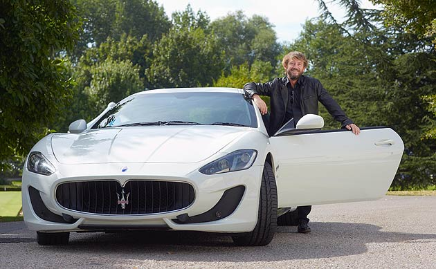 An outstanding spectacle at the exclusive Hurlingham Club in London was put on to greet the arrival of Maserati's latest stunning creation: the GranTurismo Sport, which was showcased alongside the special edition Bulgari Octo Maserati watch.