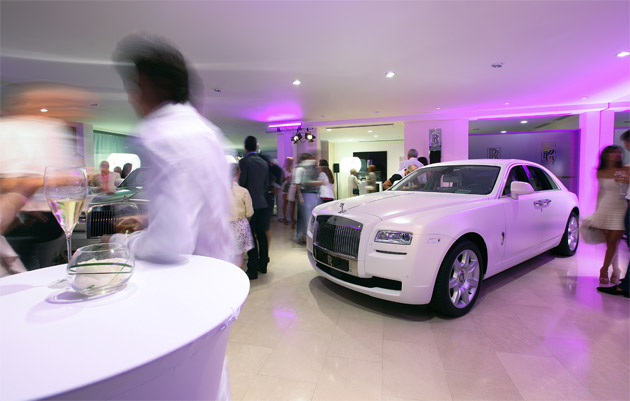 Rolls-Royce Motor Cars Monaco last week hosted the grand reopening of the sole Rolls-Royce showroom in the famous principality.