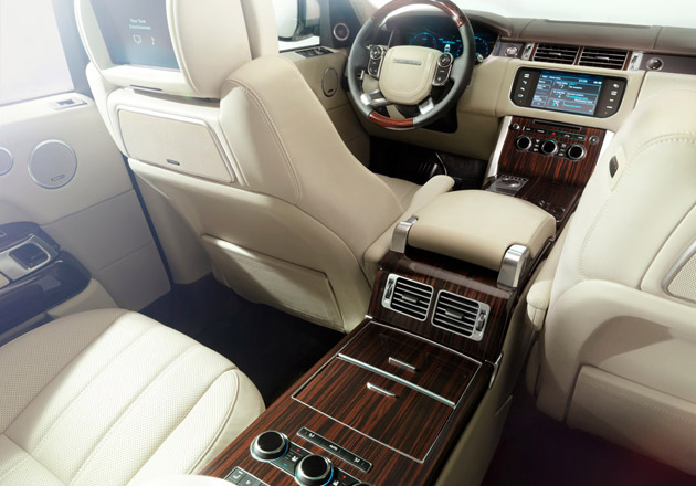 The Scottish Leather Group's Bridge of Weir Leather Company, has been selected to supply its award-winning low carbon product for the interior of the all-new Range Rover, recently revealed at the Royal Ballet School, London.