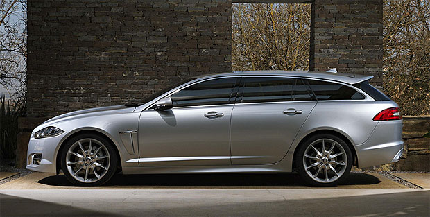 The new XF Sportbrake is the most versatile derivative of the award winning Jaguar XF to date. It represents a compelling combination of muscular yet elegant design, dynamic ability, contemporary interior luxury and, with a load-space capacity of up to 1675 litres, a no-compromise approach to practicality.