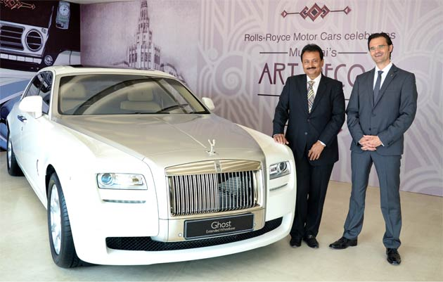Rolls-Royce Motor Cars appoint Navnit Motors as an authorised dealer for Rolls-Royce in Ahmedabad.