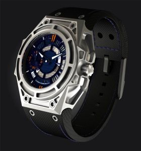 The new SpidoLite II Titanium Blue presents a chromatic dial and subtle adaptions to further enhance the customer's experience and accentuate the comfort both for sports activity and leisurely use.