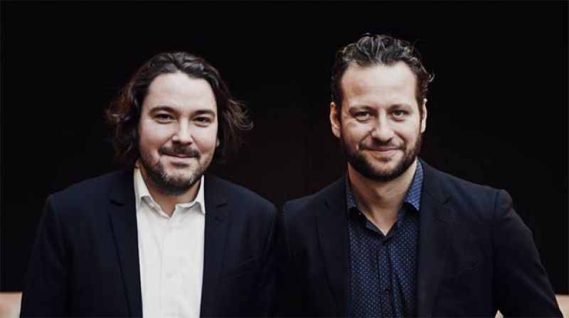 Exclusive Luxurious Magazine Interview with Elliot March and James White, Directors of March & White