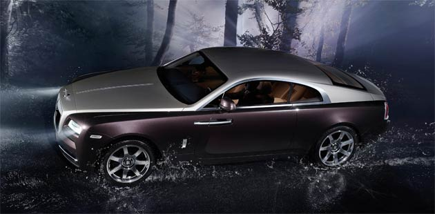 Over the past few weeks, we've been providing sneak peaks of the new Rolls-Royce Wraith on our social media channels, mouth watering glimpses of the most eagerly awaited super-luxury car of 2013, the wait is now over.