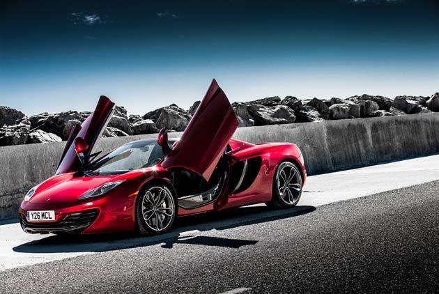 McLaren Automotive To Join Relais & Châteaux Dîner Des Grands Chefs In London