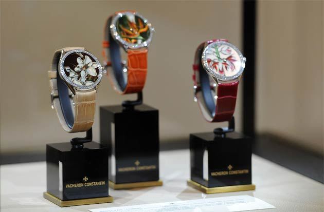 Fine artistic craft is an integral part of the Vacheron Constantin brand