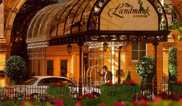If you're looking for a hotel that combines classic British elegance with grandeur, then enter the Landmark London Hotel.