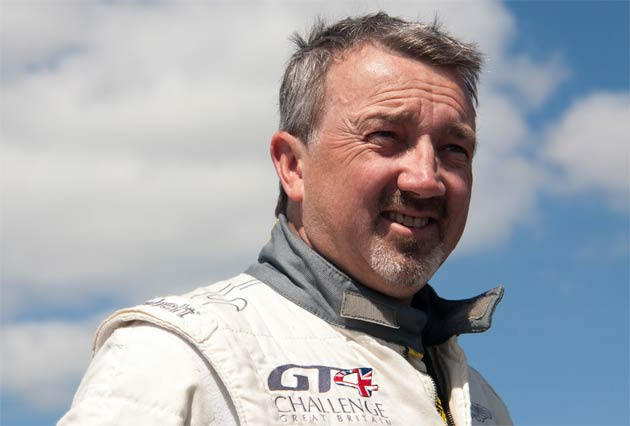 Paul Bartley, Aston Martin GT4 Challenge Competitor