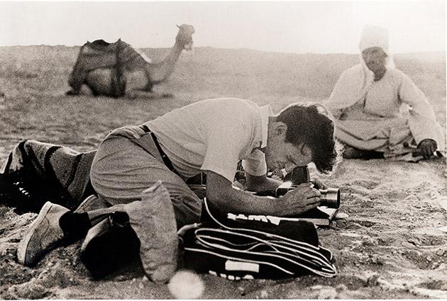 Simone Zeffiro reflects on the life and work of legendary photographer, Bert Stern.