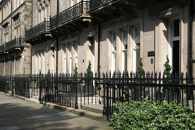 The Chester Residence - Luxury In Edinburgh's West End