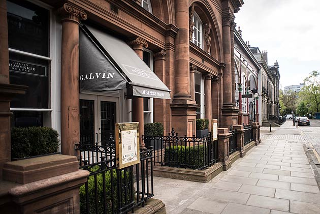 A Spot Of French Cuisine At The Galvin Brasserie De Luxe
