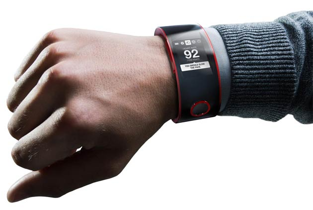 NISMO Watch showcases Nissan's intent to deliver biometric data that enhances driver performance and efficiency