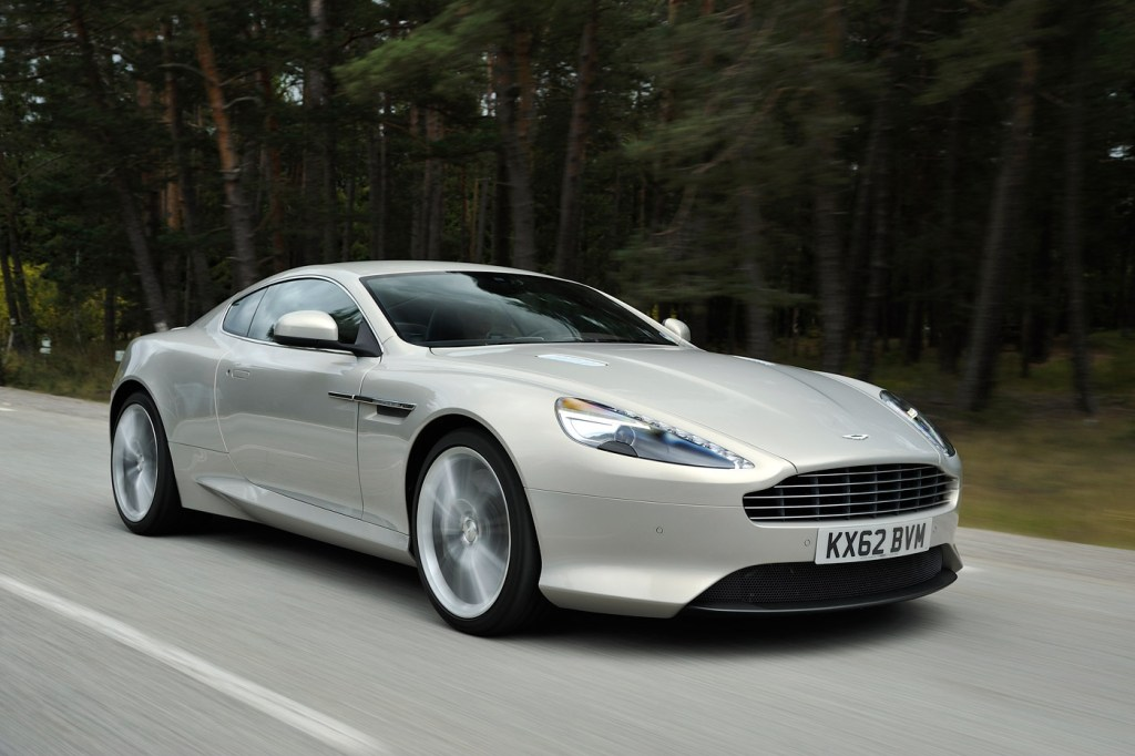 We go to the Home of Aston Martin to Witness the Making of a Masterpiece 6