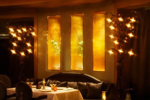 Le Diane, the Hôtel Fouquet's Barrière's Michelin starred restaurant