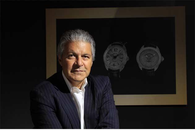 Interview with Vartkess Knadjian, CEO of Backes & Strauss