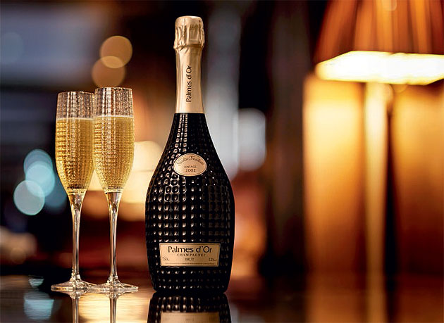 Luxurious Beverage Of The Month: Champagne Nicholas Feuillatte Palmes D'Or Brut Vintage 2002