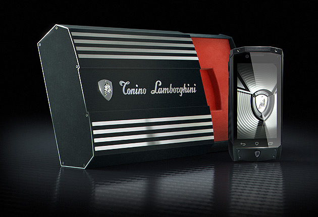 Tonino Lamborghini launches the Antares smartphone