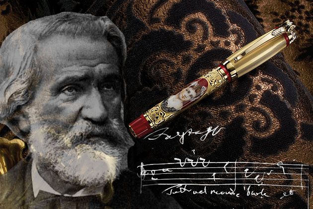 The Montegrappa Verdi Bicentenary Concert