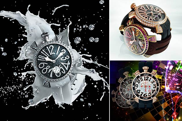GaGà Milano timepieces - Elegant and quirky