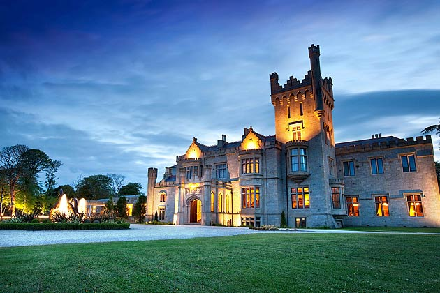 Lough Eske Castle, the perfect place to spend Valentines Day