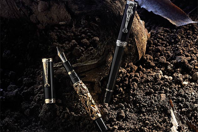 Montegrappa add glamour to Chinese New Year with Horse 2014