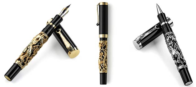 The Italian luxury brand has introduced the Horse 2014 collection, a beautiful collection of both fountain pens and rollerballs for you to remember this auspicious time.