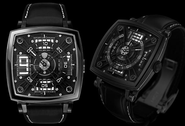The Manufacture Contemporaine Du Temps Sequential-S110