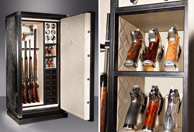 The new Liberty gun safe by Döttling