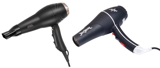 Hot Hairdryers 3