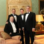 Downton Abbey Charity Evening with Julian Fellowes 7
